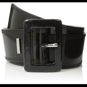 Calvin Klein Women's Patent Belt